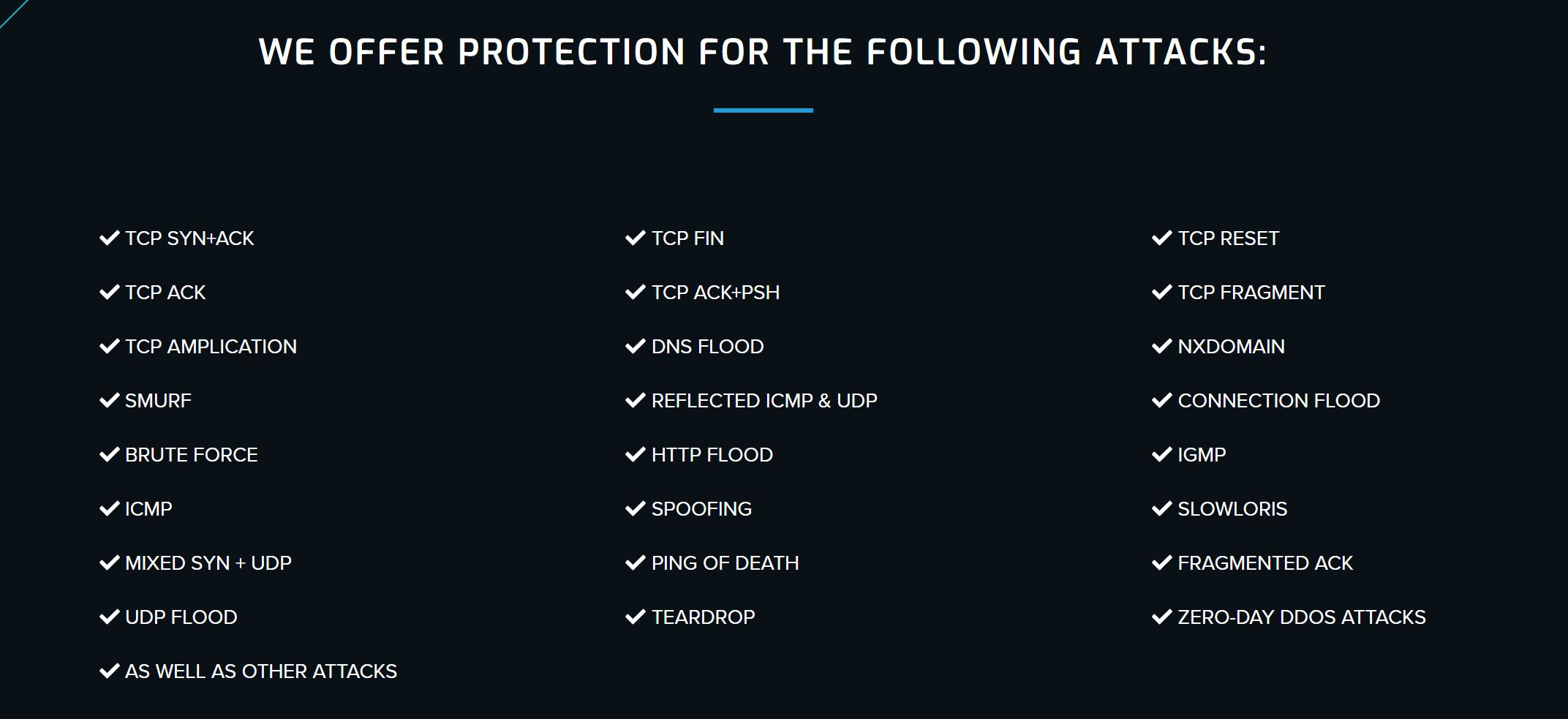 Full Comprehensive Protection from Path!